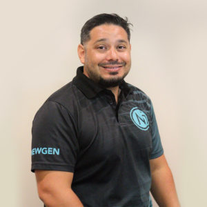 Dr. Leonard Campos | NEWGEN GUAM | Physical Therapy | Wellness | Sports Performance