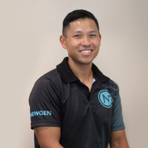 Dr. Luan Nguyen | NEWGEN GUAM | Physical Therapy | Wellness | Sports Performance