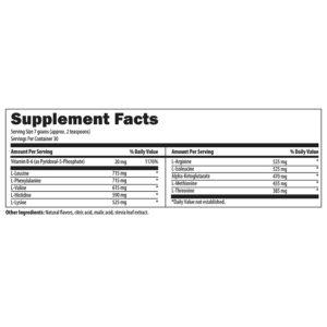 Amino Acid Supreme | NewGen Physical Therapy Guam