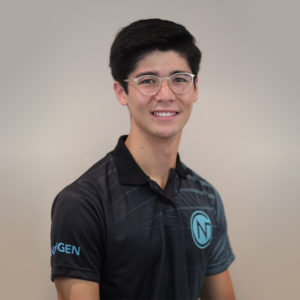 Garrett Masaoka | NEWGEN GUAM | Physical Therapy | Wellness | Sports Performance