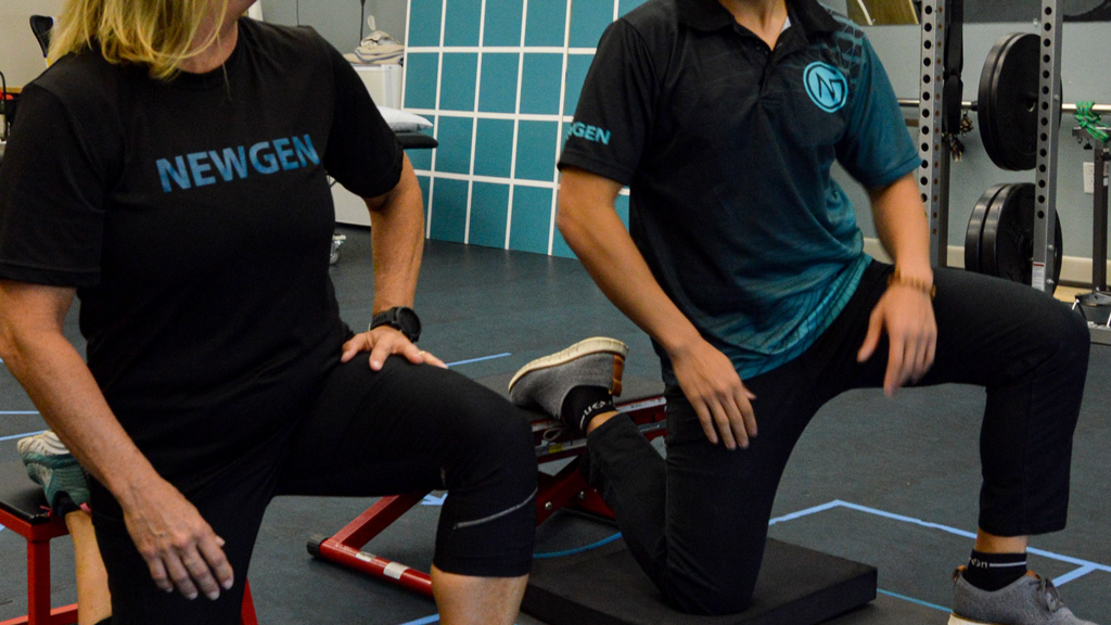 Sports Therapy | NEWGEN GUAM | Physical Therapy | Wellness | Sports Performance